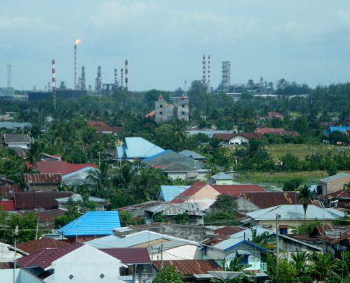 Dumai waste water treatment project