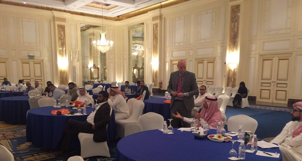 HFHL workshop Fresh Produce Riyadh Saudi Arabia-May-2016