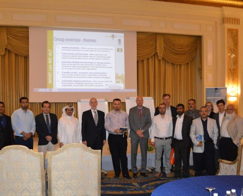 HFHL Fresh Produce workshop Riyadh