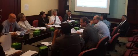 LEMHANNAS project coordination team meeting